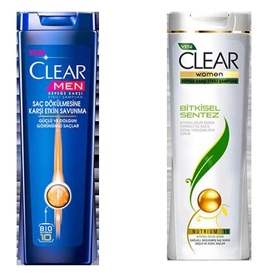 Clear Shampoo 550ML