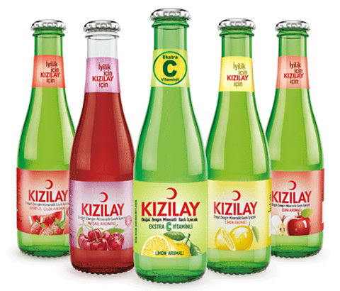Kizilay Soda 200ML